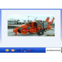 Wholesale 7 Grooves Hydraulic Puller Tensioner Overhead Line Stringing Equipment from china suppliers