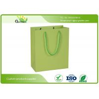 Wholesale Customized Shape Printed Paper Gift Bags with UV Coating Offset Printing from china suppliers