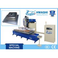 Wholesale CNC Automatic Sink Seam Welding Machine with 3000mm large table from china suppliers