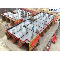 Wholesale Recycled Construction Material Tunnel Formwork System Steel Plate Face Panel from china suppliers