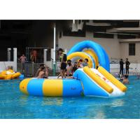 Wholesale 14' Aquaglide Platinum Supertramp Water Trampoline For Summer , Inflatable Water Games from china suppliers