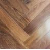 Buy cheap American Walnut Fishbone wooden floors, American walnut herringbone  flooring from wholesalers