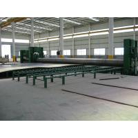 Wholesale 6000mm Width CNC Hydraulic Steel Plate Rolling Machine for O / U Roll Shapes from china suppliers