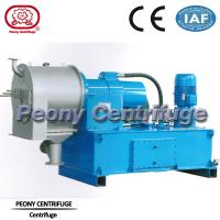 Wholesale Plc Control 2 Stage Pusher Separator - Centrifuge For Sea Salt Dewatering from china suppliers