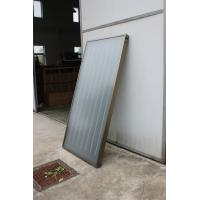 Wholesale High Efficiency flat panel Solar Collector  with size 2squre meter from china suppliers