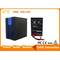 Quality Automatic Shutdown 2000W 48v Solar Powered Inverter Pure Sine Wave For House for sale