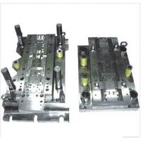 Wholesale Custom Press Metal Stamping Mould , Metal Punching Mold Vacuum Heat Treated from china suppliers