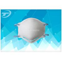 Quality Disposable FFP1/2/3 Half Face Mask With Valve 94% BFE , Earloop Procedure Masks for sale