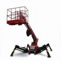 Wholesale Aerial work platform, spider boom lift, suitable for fitment of hall and lobby cleaning from china suppliers