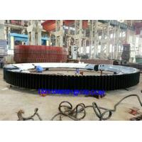 Quality Heavy Duty Mechanical Forged Steel Rolled Ring Forging Gears Wheel for sale