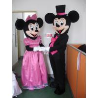 Wholesale adult mickey minnie cartoon costume  from china suppliers