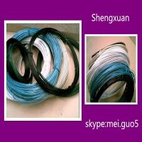 Wholesale pvc coated rebar tie wire/pvc coated wire from china suppliers