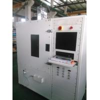 Wholesale Carbon Steel Smoke Density Test Apparatus , Integrated Design Grey NBS Smoke Chamber from china suppliers