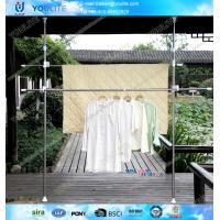 Wholesale Metal Garden Furniture Coat and Hat Rack and Stand Indoor Outdoor Use Garment Racks from china suppliers