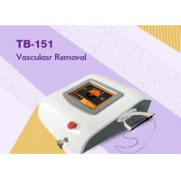 Wholesale 13.56MHZ Laser Spider Vein Removal Equipment , Vascular Removal Machine Spa Use from china suppliers