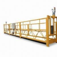 Wholesale Suspended Platform with Rated Loading Capacity of 800kg and 1.8kW Power from china suppliers