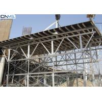 Wholesale Light Weight Flying Table Formwork , Concrete Slab Systems Longer Life Span from china suppliers