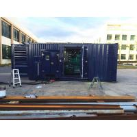Wholesale 1200kw containerized diesel generator from china suppliers