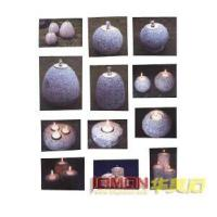 Wholesale Stone/Granite Candle Holder (XMJ-CH07) from china suppliers