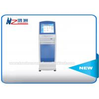 Wholesale 15 Inch Interactive Information Kiosk For Billnotes Validator / Coin Counting from china suppliers