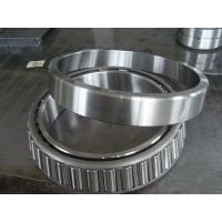 Wholesale Steel Industry Single Row Tapered Roller Bearings With Brass / Bronze Cage from china suppliers