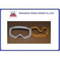 Swim Goggles Vacuum Mold Casting 3d Prototyping Services ABS / POM