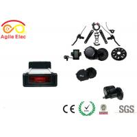 Wholesale 48V 350W bafang BBS01 Mid Electric Bicycle Motor Kit With Rear Rack Battery from china suppliers