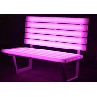 Wholesale Light Up Chairs Garden Furniture , PE  Plastic Glow In The Dark Chairs from china suppliers