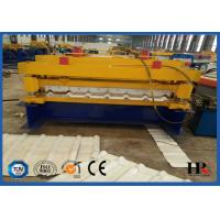 Wholesale Fully Automatic Galvanized Roof Roll Forming Machine 380V 50HZ from china suppliers