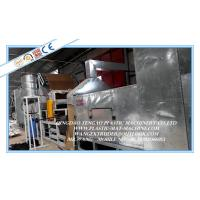 Buy cheap PVC Coil Floor Mat Sheet Extrusion Facility /  PVC Car Mat Machinery Plant from wholesalers