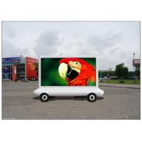 Wholesale 8000nits Brightness Truck Advertising Taxi LED Display 10000 pixels with Multimedia Control System from china suppliers