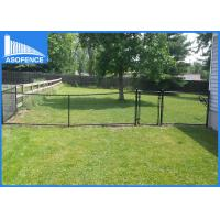 Wholesale High Security Decorative Chain Link Fence Pvc Coated For Basket Playground from china suppliers