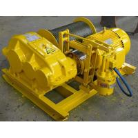 China Electric Hoist Winch for Pulling and Lifting on sale