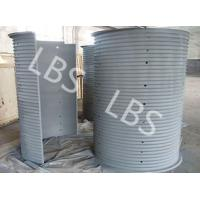Wholesale split lebus grooved drum ,carbon or cusomer requirement from china suppliers