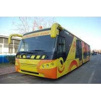 Airport Transfer Bus Diesel Engine Bus With 02 nr Driver Cabin Door A5300