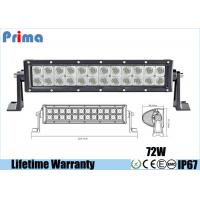 "Wholesale 14"" 72W LED Driving Light Bar , 14 Inch Flood Spot ATV LED Light Bar  from china suppliers"