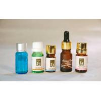 Wholesale Miniature Blue Colored Essential Oil Glass Bottles 5ml-10ml with WT Orifice Reducer & Cap from china suppliers