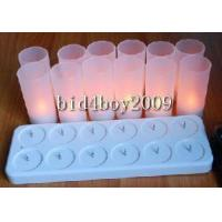 Wholesale Rechargeable Tea Light Candles from china suppliers