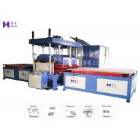 Wholesale 27.12Mhz Sofa Inflatable Welding Machine HF Power 100Kw Weld Area 2400x1800MM from china suppliers
