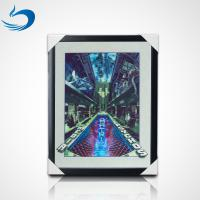 Wholesale High Definition 3D Lenticular Pictures For Home Decoration / 5D Lenticular 3D Poster from china suppliers