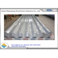Wholesale 3003 3004 Corrugated Aluminum Roofing Sheet / Embossed Zinc Aluminum Roofing Sheet from china suppliers