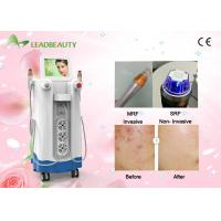 Wholesale Vertical SRF and MRF 2 in 1 Wrinkle removal Fractional RF Microneedle for clinic from china suppliers