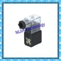 Wholesale 4V210 DIN43650B 5/2 Way Solenoid Valve Coil for Pneumatic Valves from china suppliers