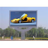 Wholesale Full Color Outdoor LED Screen For Advertising , video led display Pixels 6mm from china suppliers