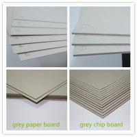 Buy cheap corrugated paperboard production line supply corrugated paperboard grey chipboard sheet from wholesalers
