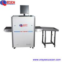 Wholesale Commercial X-Ray Baggage Scanner Inspection System For Subway from china suppliers