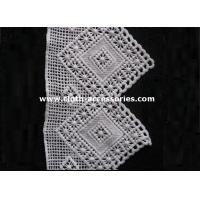 Wholesale White Water Soluble Lace Fabric from china suppliers