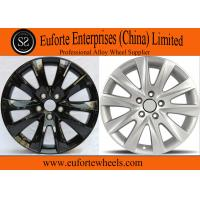 Wholesale 16 Inch Black Machined Volkswagen Custom Suv Wheel TUV SAE VIA Certification from china suppliers