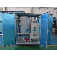 Small Transformer Oil Filtration Machine with Door