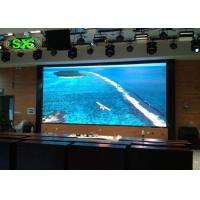 Buy cheap HD Smd Indoor P7.62 Led Video Display For Shopping mall , Advertising wall from wholesalers